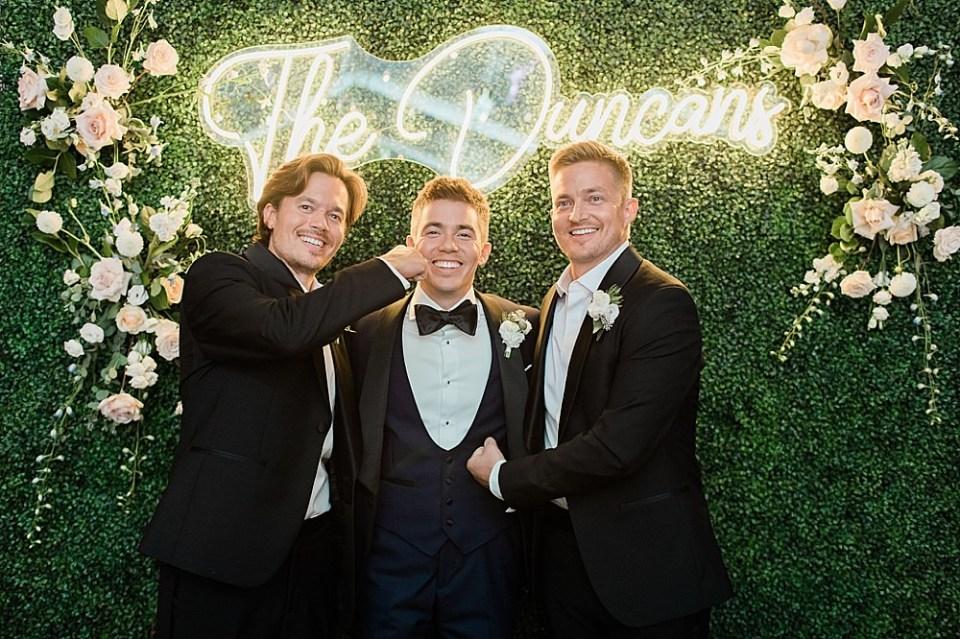 Houston Forest Club Wedding