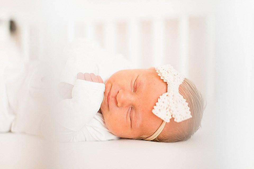Houston newborn photo