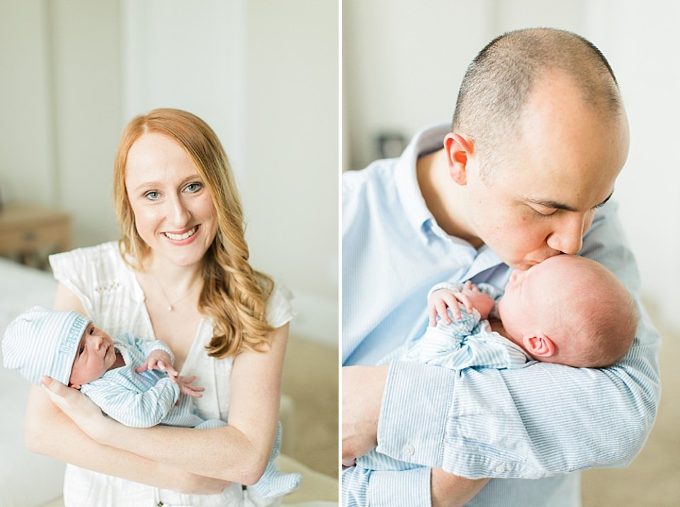 lifestyle newborn photographer houston