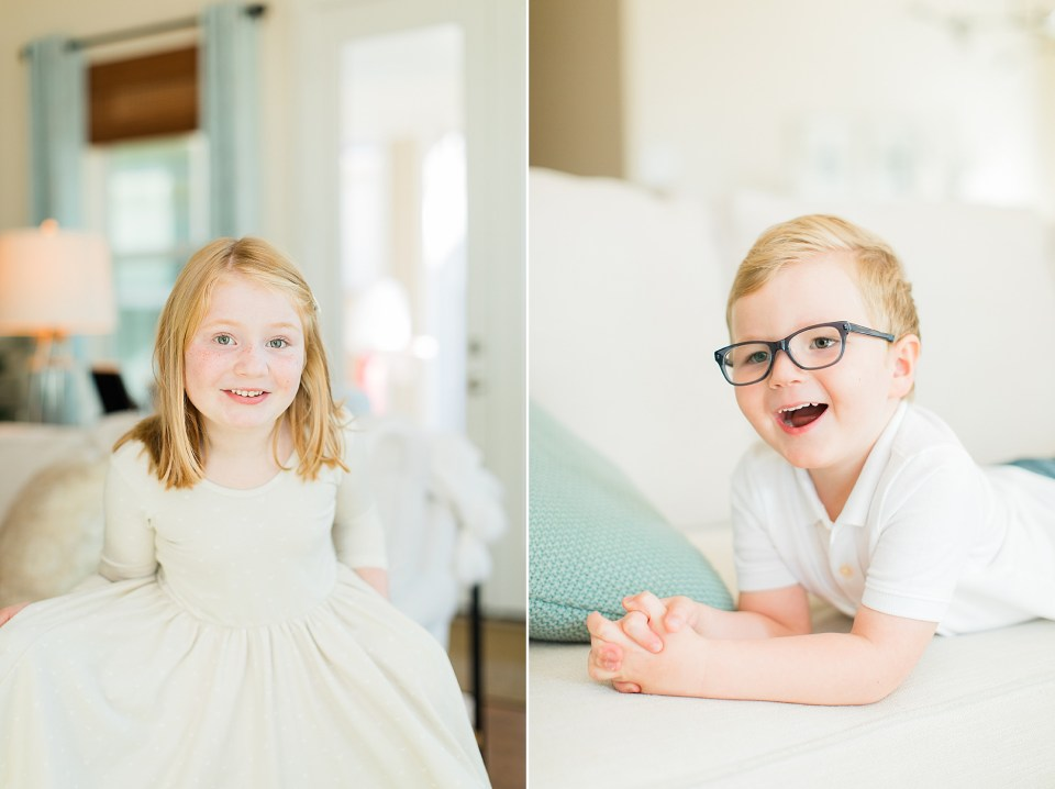 high end family photography houston