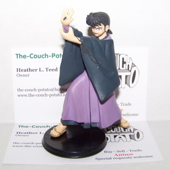 Miroku Inuyasha Booster Box Figure