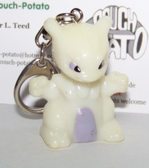 Mewtwo Tomy - Light-up Key Chain