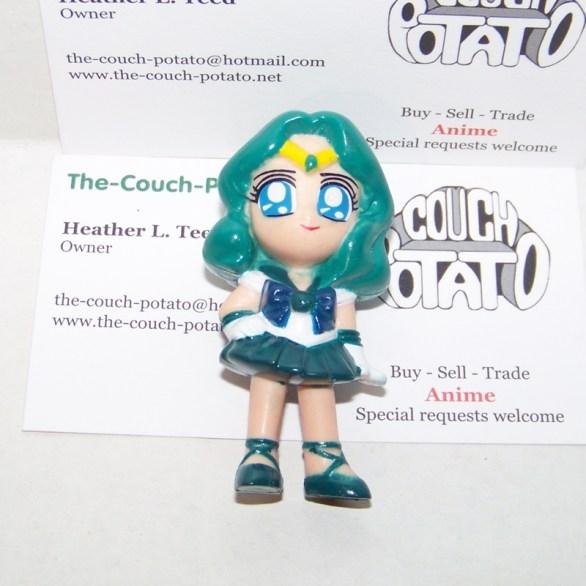 Sailor Neptune Sailor Moon Chibi Figure
