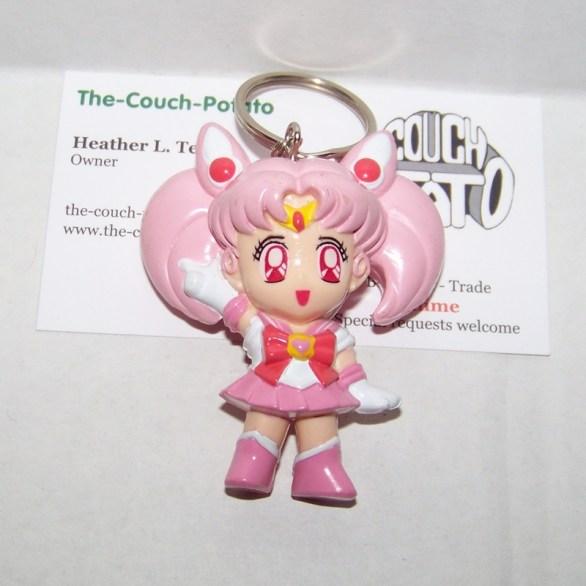 Sailor Mini Moon Sailor Moon Key Chain