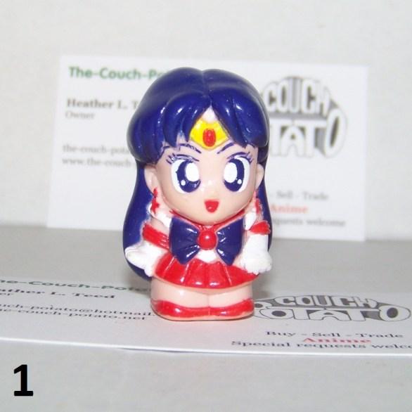 Sailor Moon Sailor Mars Finger Puppet