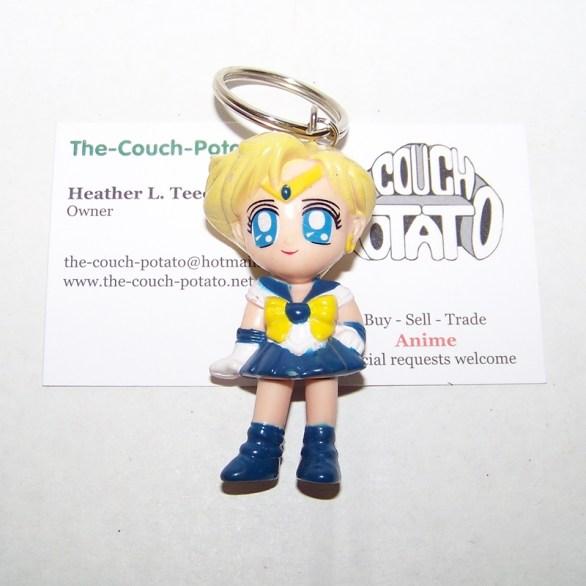 Sailor Uranus Sailor Moon Key Chain