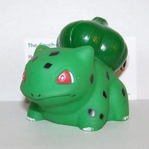 Pokemon Bulbasaur Squeaker figure