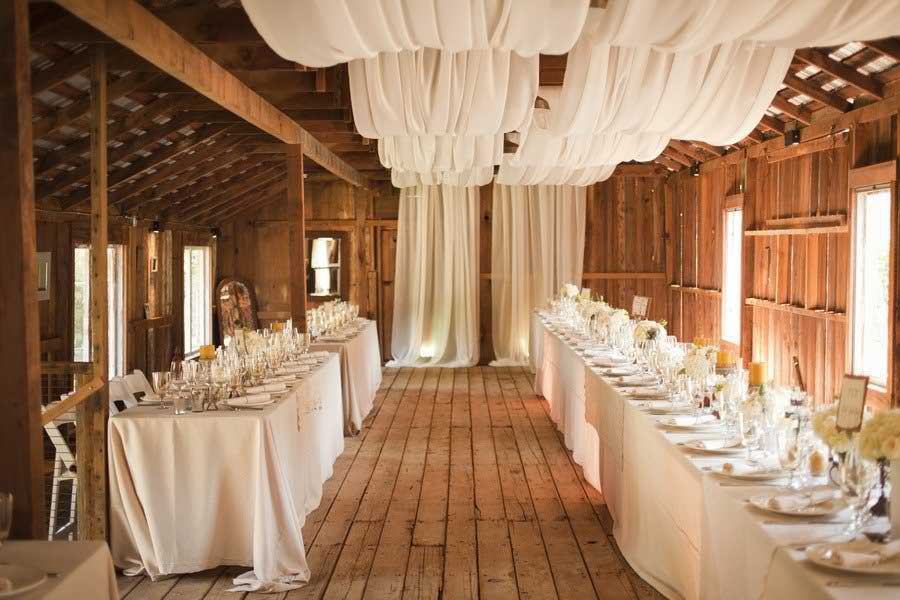 Country Wedding Decor And Ideas