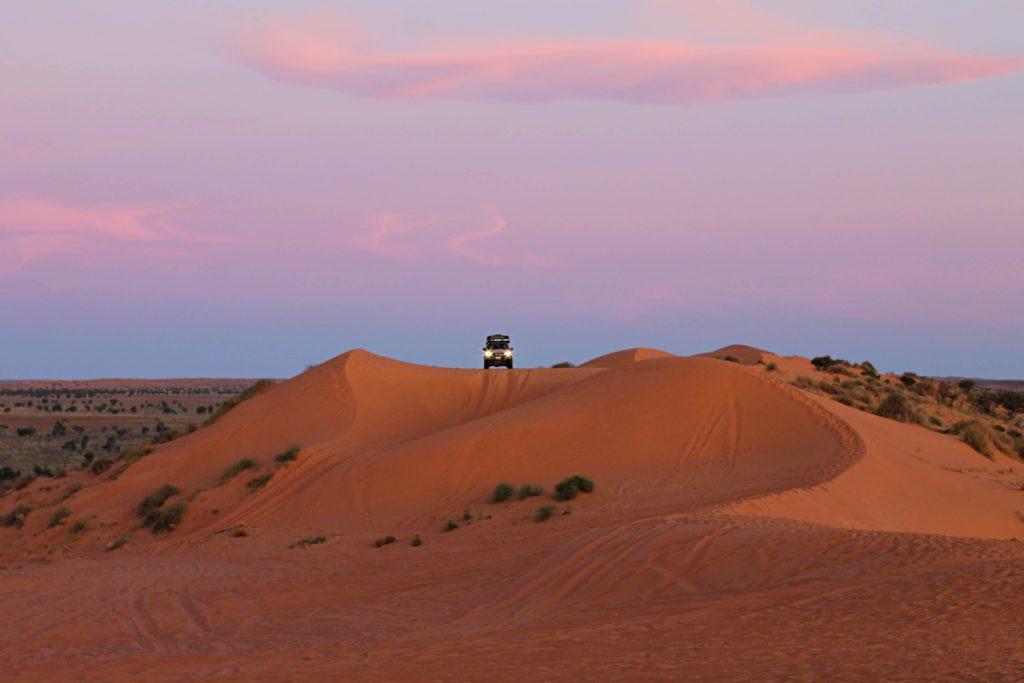 The Simpson Desert