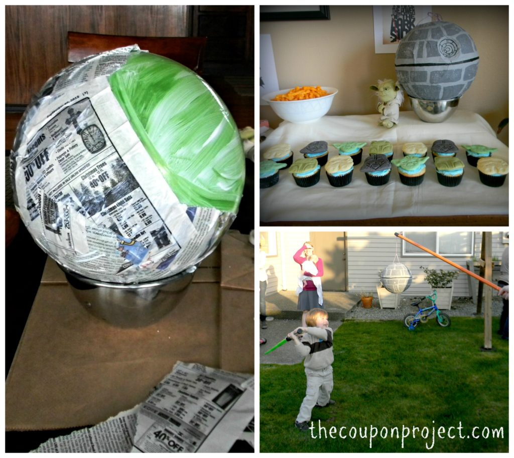 Easy Amp Frugal Star Wars Themed Party Ideas The Coupon