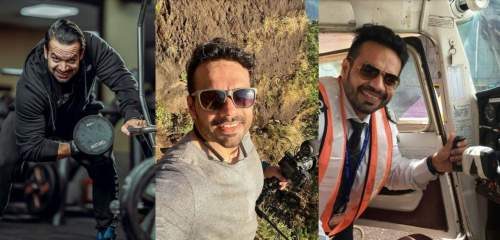 Gaurav Taneja Air Asia Suspended