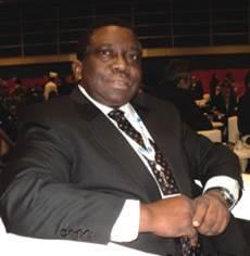 Prof. Isaac Folorunso Adewole (VC, Univ. of Ibadan)