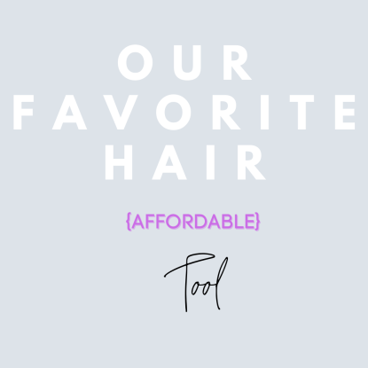 best affordable hair tool