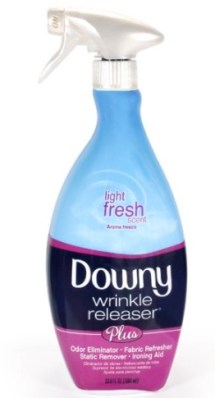 downy wrinkle release, great for on the go!! five things friday part 9