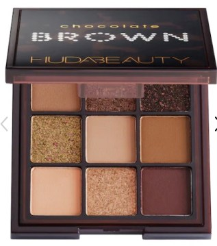 Huda Beauty gorgeous eyeshadow palette - great price! Five Things Friday part 28