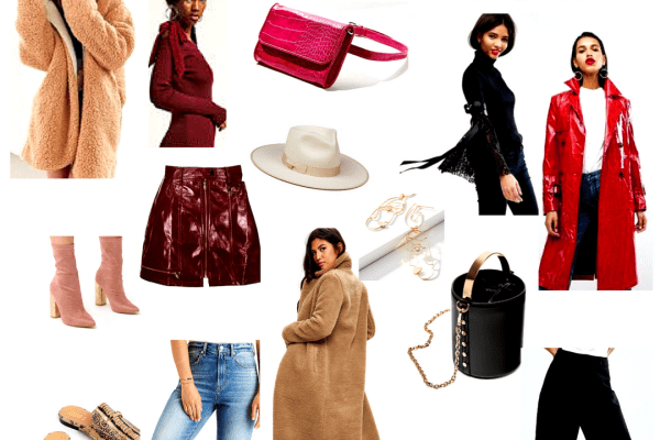 fall shopping wishlist
