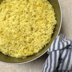 Turmeric-Coconut Rice
