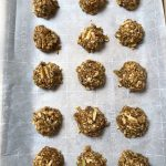 No-bake almond butter balls