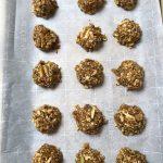 No-bake almond butter balls