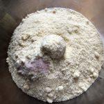 Almond flour crust