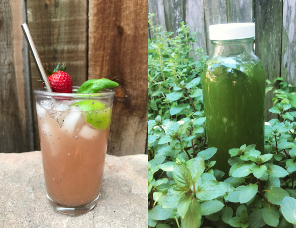 Memorial Day 2020 Beverage Recipes