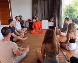 Meditation at the Cowork Experience