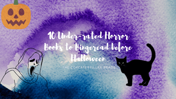halloween 3 - 10 Under-rated Horror books to Binge-read Before Halloween