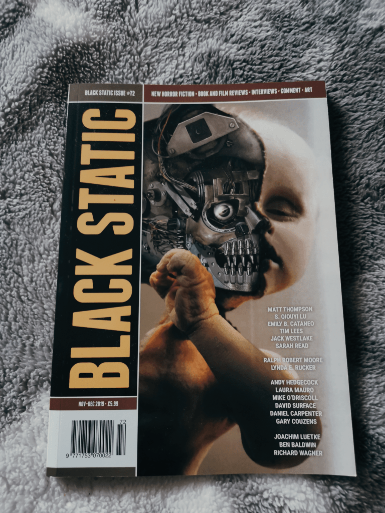 Black Static Issue #72