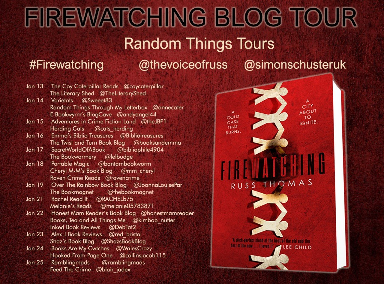 Review: Firewatching by Russ Thomas