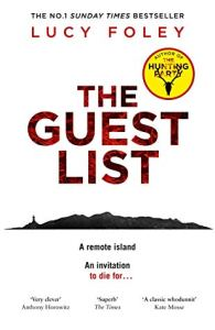 49656902. SY475  - Blog Tour: The Guest List by Lucy Foley