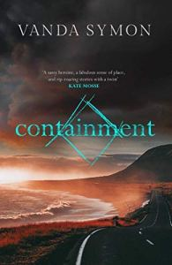 41Qqg6FKtGL - Blog Tour: Containment (Sam Shepherd #3) by Vanda Symon