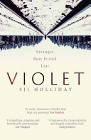 violet by sji holliday - Blog Tour: Violet by SJI Holliday