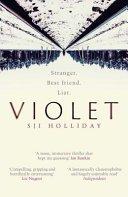 violet by sji holliday - Blog Tour: Violet by SJI Holliday