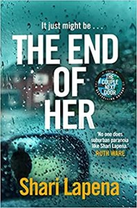 49098281. SY475  - The End Of Her by Shari Lapena|Blog Tour