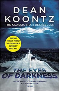 515YTsCYDJL. SX324 BO1204203200  - The Eyes Of Darkness by Dean Koontz|Review