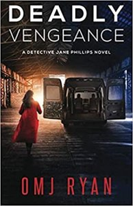 54377800. SY475  - Deadly Vengeance by OMJ Ryan|Blog Tour