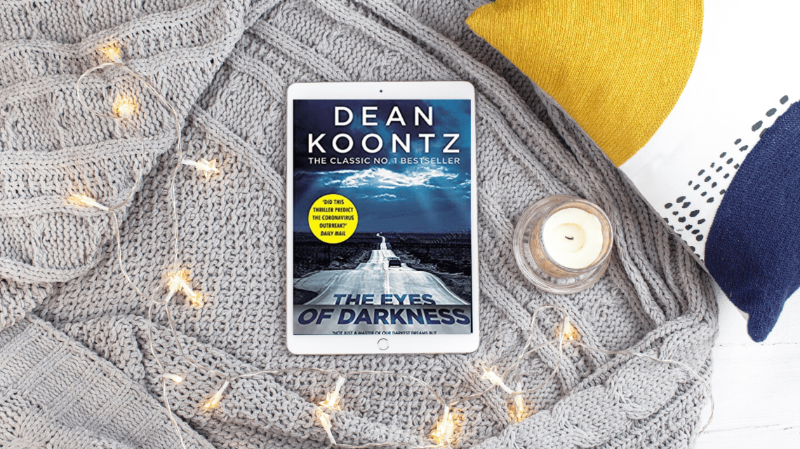 Untitled design - The Eyes Of Darkness by Dean Koontz|Review