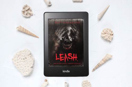 Untitled design 36 - Leash and Other Horror Stories by Brett Schumacher | Review