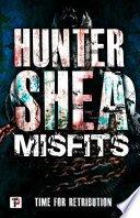 misfits by hunter shea - Misfits by Hunter Shea | Blog Tour