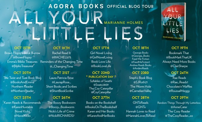 Ek3ZgFrXUAA0dN8 - All Your Little Lies by Marianne Holmes | EXTRACT