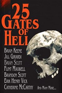 55823917. SY475  - 25 Gates of Hell by Brian Keene |Review