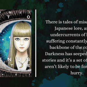 Add a subheading 6 - Venus in the Blind Spot by Junji Ito | Book Review