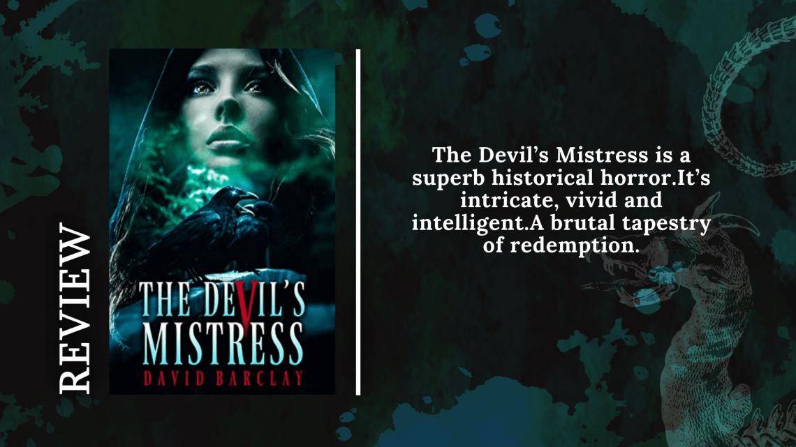 The devil's mistress poster