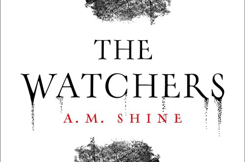 Shine THE WATCHERS - Blog Tour Review: The Watchers by A.M. Shine