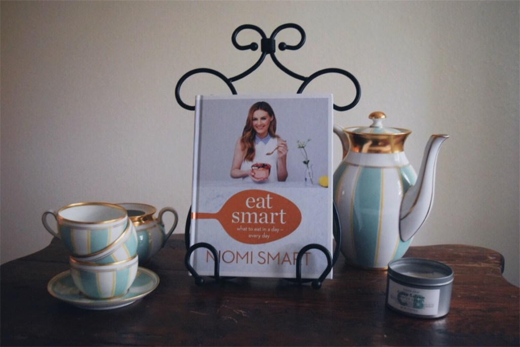 Cookbook Review: Eat Smart by Niomi Smart