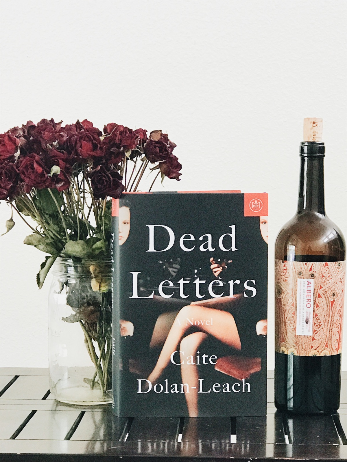 "Book Review: ""Dead Letters"" The Cozie"