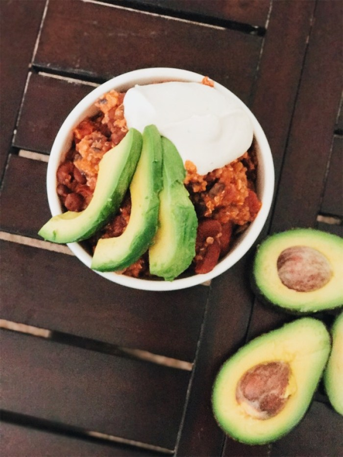 A Cozie Recipe: Hearty + Healthy Vegan Chili The Cozie