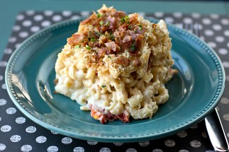 "Post image for A Cozy Pasta: ""Grown-Up's"" Mac n' Cheese, For The Grown-Up Kid In All Of Us"