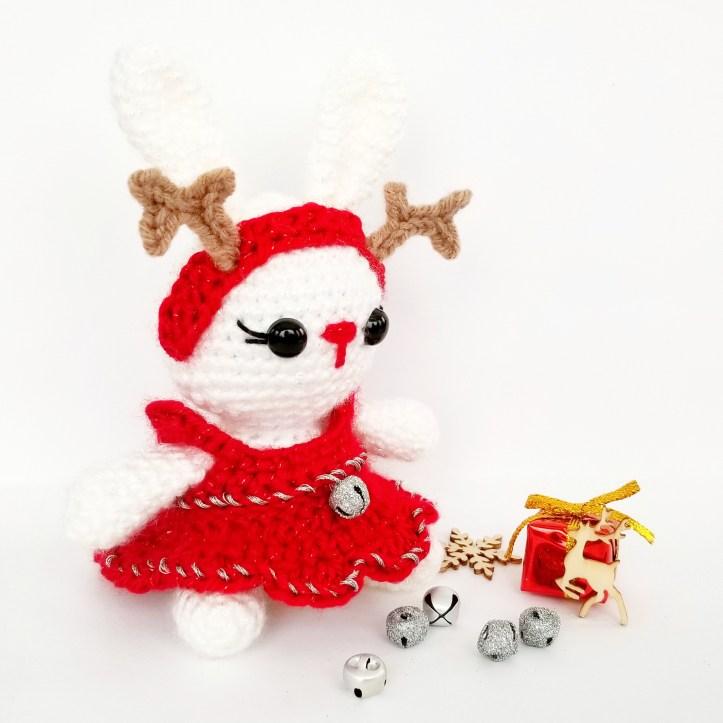 Reindeer Bunny