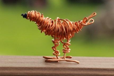 Copper Bird Sold